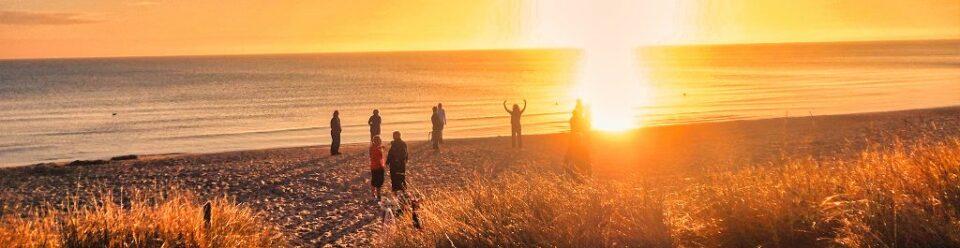 Fastenwandern an der Ostsee 4 tolle Ziele